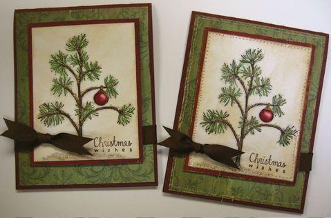 Christmastreecards