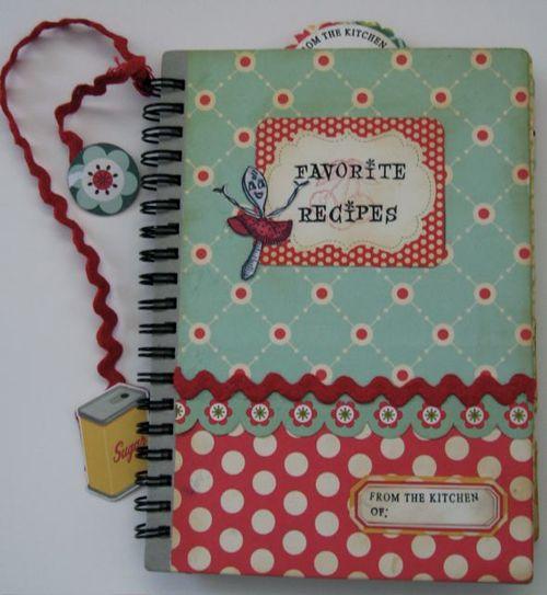 1-Early Bird Recipe Journal